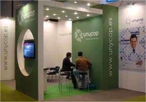 Unycop, empresa de desarrollo de software para farmacias, estuvo los días 20, 21 y 22 de Marzo del 2012 presente de nuevo en Infarma
