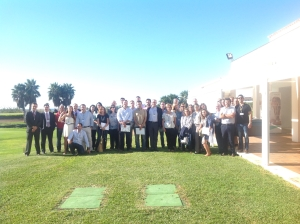El  9 y 10 de Octubre se celebraron en el Parador de Málaga las Jornadas Unycop