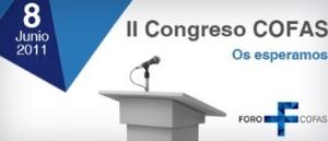 El 8 de junio del 2011 tuvo lugar el II Congreso COFAS, en las instalaciones de la Cooperativa Asturiana (COFAS)