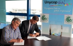 Unycop firma acuerdo de colaboración con Farmacéuticos Sin Fronteras